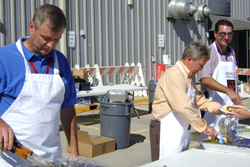 Duncan Aviation United Way fundraising lunch