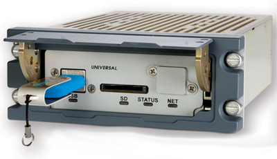 Solid-State Data Transfer Unit