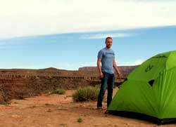 Camping in Grand Canyon