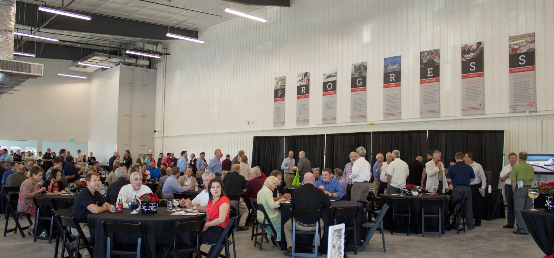 New Hangar Open House