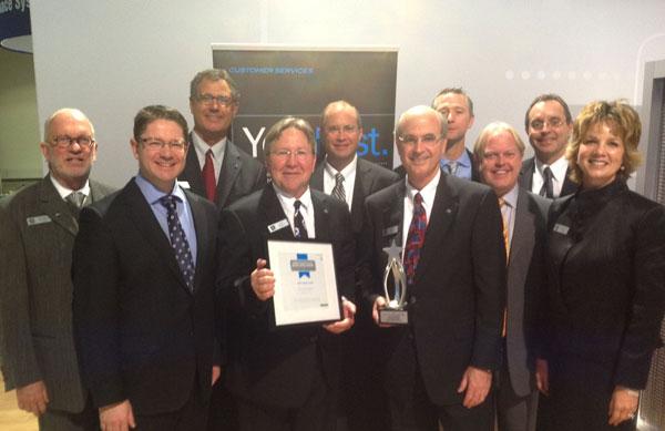 bombardier asf award