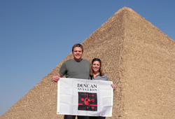 Egypt road trip