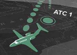 FANS avionics video