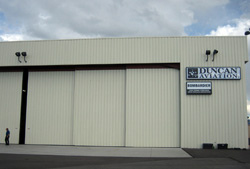 Duncan Aviation-Provo hangar