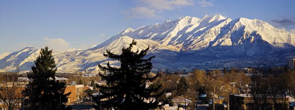 Provo, Utah Mountains