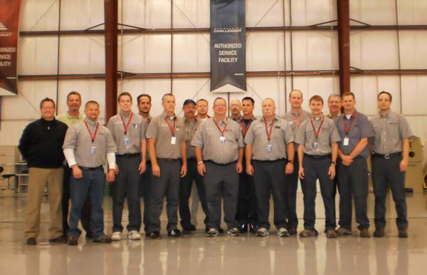 Duncan Aviation-Provo Team