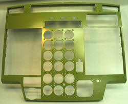 PMA part: Center Instrument Panel