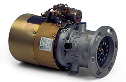 Bendix-Honeywell Starter for a Learjet Starter