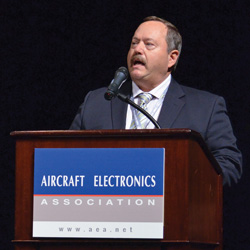 Gary Harpster - AEA Chairman of the Board