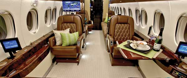 Aircraft Interior Investments