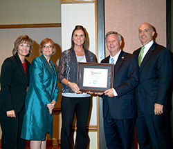 Duncan Aviation receives Governor's Wellness Award