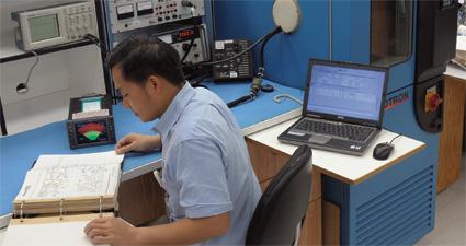 Aircraft Radar Preventive Maintenance