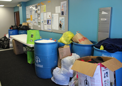 Duncan Aviation Clothing Drive