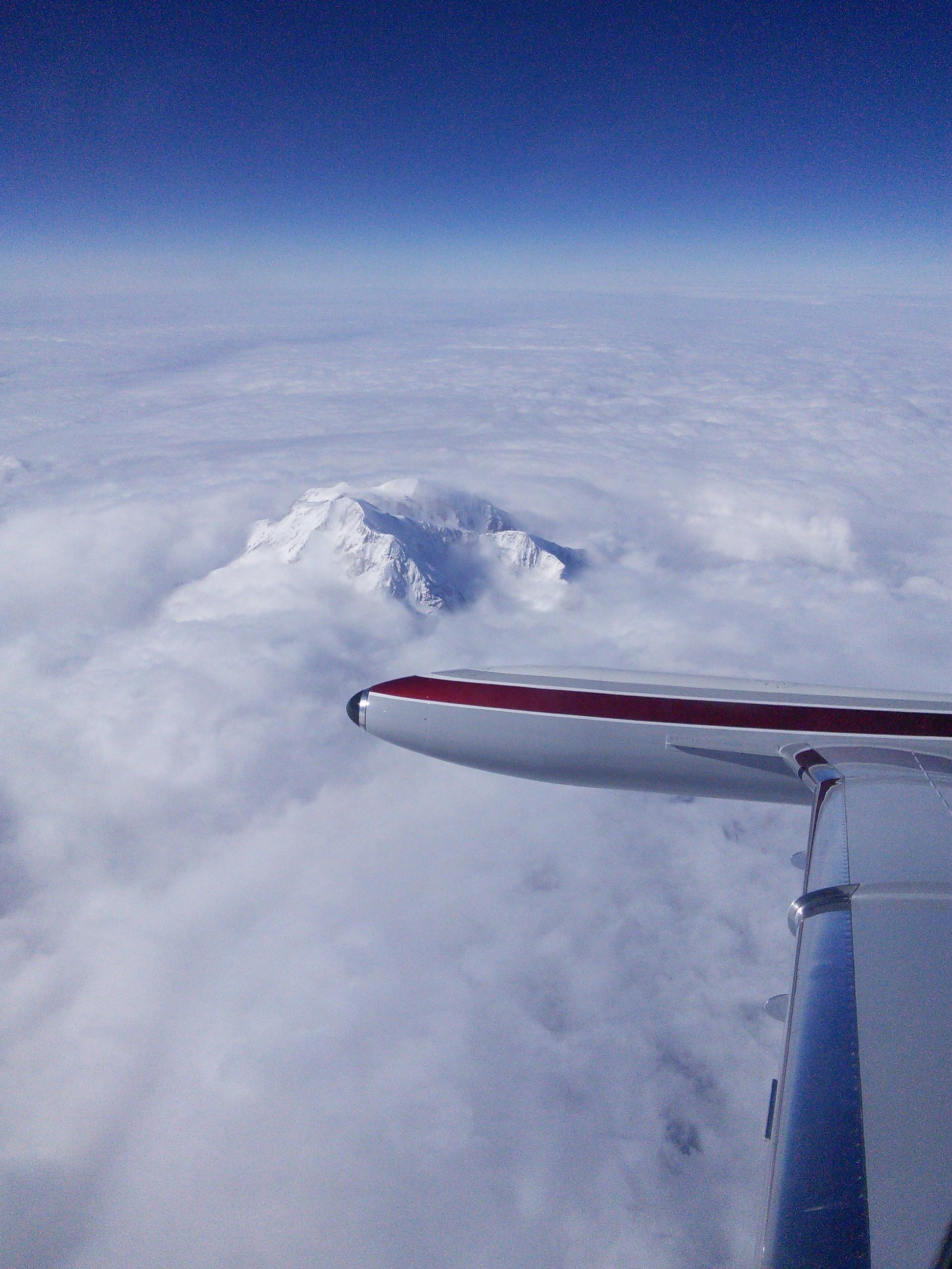 RVSM Mt. McKinley