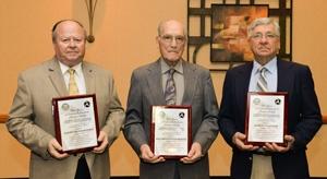 2016 Charles Taylor Master Mechanic Recipients